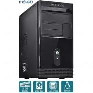 Computador Movva Lite Intel Dual Core 2.41Ghz 2GB 250GB - Mvlij18002502