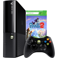 Console Xbox 360 4GB + Game Peggle 2 - L9V-00044