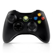 Controle Sem Fio Xbox 360 Preto - Nsf-00023