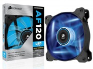 Cooler Fan Para Gabinete Corsair Co-9050015-Bled Af120 120Mm Quiet Edition Com Led Azul