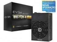 Fonte 80Plus Gold Evga 120-G2-1600-X1 Supernova 1600W G2 S/Cabo De Forca