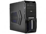Gabinete Desktop Gamer Sentey Gs-6000 Entusiasta Optimus Preto