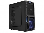 Gabinete Desktop Gamer Sentey Gs-6008 Stealth Stylish Preto