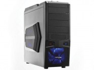 Gabinete Desktop Gamer Sentey Gs-6060 Entusiasta Ghost Plus Preto