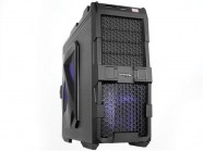 Gabinete Desktop Gamer Sentey Gs-6700 Enstusiasta Spider Preto