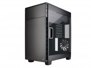 Gabinete Gamer Corsair Cc-9011079-Ww Carbide Series 600C Clear Preto