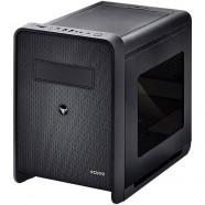 Gabinete PCYes Gamer Cubo Taurus Micro ATX/Mini ITX - Fan 200m/120Mm  Janela Acrílica- 22602