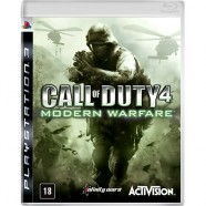 Game Activision Ps3 - Call Of Duty Modern Warfare - 9201862