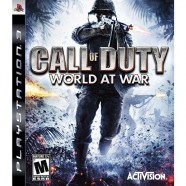 Game Activision Ps3 - Call Of Duty World At War - 9201860