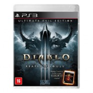 Game Activision Ps3 - Diablo III Uee - 9201909
