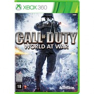 Game Activision Xbox 360 - Call Of Duty World At War - 9201861