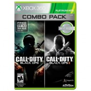 Game Activision Xbox 360 - Pack Combo - Call Of Duty Black Ops 1&2 - 9202226