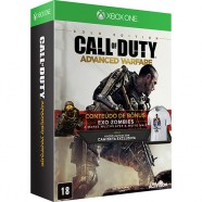 Game Activision Xbox One - Call Of Duty Advanc Warfare - Golden Edition - 9000993