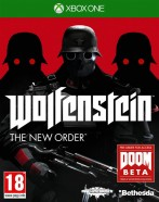 Game Bethesda Xbox One Wolfenstein - The New Order