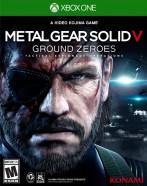 Game Konami Xbox One Metal Gear Solid V: Ground Zeroes