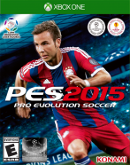 Game Konami Xbox One Pro Evolution Soccer 2015 Ing