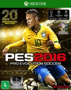 Game Konami Xbox One Pro Evolution Soccer 2016 Ptbr