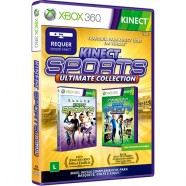 Game Microsoft  Kinect Sports Ultimate Collect Xbox 360 - 4GS-00027