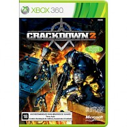 Game Microsoft Crackdown 2 Xbox 360 - C3T-00045