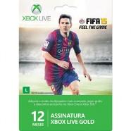 Game Microsoft Fifa 15 Xbox Live - 52M-00498