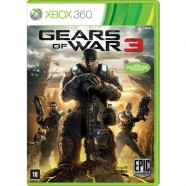 Game Microsoft Gears Of War 3 Xbox 360 - D9D-00043