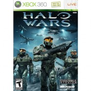 Game Microsoft  Halo Wars Xbox 360 - C3V-00116