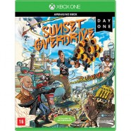 Game Microsoft Sunset Overdrive Xbox One - 3QT-00004