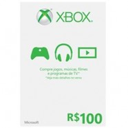 Game Microsoft Vale Presente 100 Brl  Xbox Live - K4W-01442