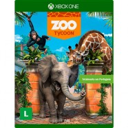 Game Microsoft  Zoo Tycoon Xbox One - U7X-00004