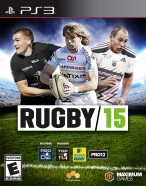 Game Ps3 Maximum Games Rugby 15 Ing