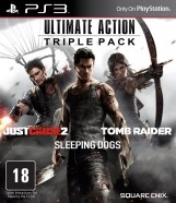 Game Ps3 Square-Enix Ultimate Action Triple Pack Cpp