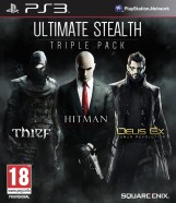 Game Ps3 Square-Enix Ultimate Stealth Triple Pack Cpp