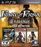 Game Ps3 Ubisoft Prince Of Persia Trilogy