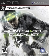 Game Ps3 Ubisoft Tom Clancys Slpinter Cell: Blacklist Ps3 Ubi