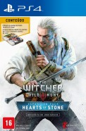 Game Ps4 Cd Projekt Red The Witcher 3 Wild Hunt Hearts Of Stone - Pacote De Expansao Ptbr