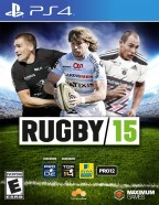Game Ps4 Maximum Games Rugby 15 Ing