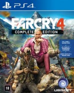 Game Ps4 Ubisoft Far Cry 4 Complete Edition Tri