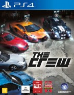 Game Ps4 Ubisoft The Crew Ptbr