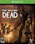 Game Telltale Xbox One The Walking Dead Game Of The Year Edition