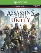 Game Ubisoft Xbox One Assassins Creed Unity Signature Edition Ptbr