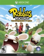 Game Ubisoft Xbox One Rabbids Invasion Ing