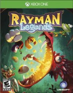 Game Ubisoft Xbox One Rayman Legends