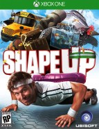 Game Ubisoft Xbox One Shape Up Ing