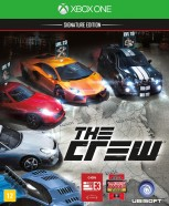 Game Ubisoft Xbox One The Crew Signature Edition Ptbr