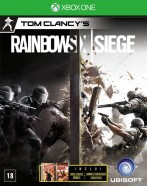 Game Ubisoft Xbox One Tom Clancys Rainbow Six: Siege Signature Edition Ptbr