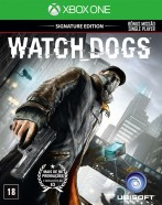 Game Ubisoft Xbox One Watch Dogs Signature Edition