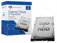Hdd 2,5 Seagate Sshd Game Drive 1Tera + 8Gb Ssd 64Mb Cache Sata 6Gb/S STBD1000101