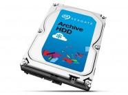 Hdd 3,5 Enterprise Alta Capacidade Sata Seagate Archive 6 Teras 128Mb Cache 24X7 Sata 6G/S