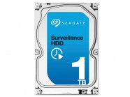 Hdd 3,5 Sistema Seguranca Vigilancia Seagate Surveillance 1 Tera 7200Rpm 64Mb 24X7 Sata 6Gb/S