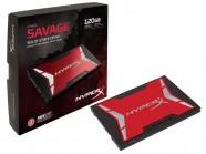 HDD SDD HyperX Gamer Shss37A/120G Savage 120Gb 2.5